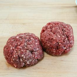 100% Grass-Fed Ground Beef - 2 lb Pack