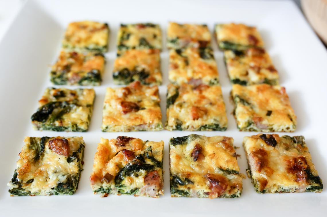 Sheet Pan Frittata