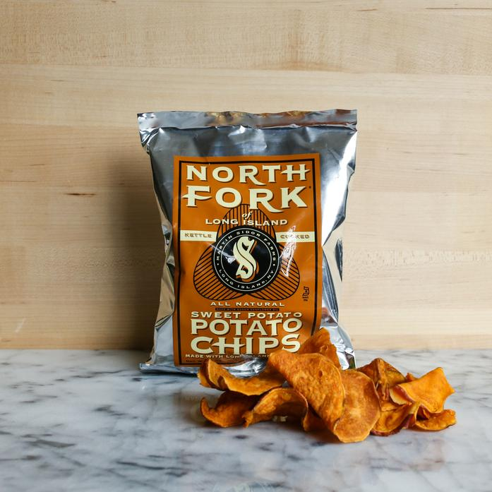 Sweet Potato Chips - Snack Pack