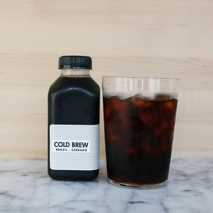 Cold Brew Coffee - 4 Pack