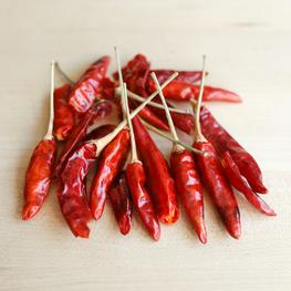 Dried Hot Peppers