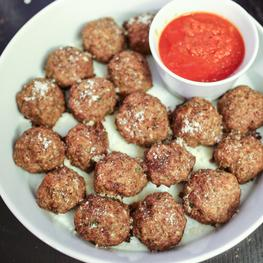 100 Year Old Meatballs