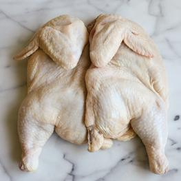 Split Whole Pastured Chicken