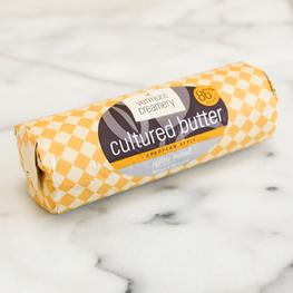 Lightly Salted Butter Log