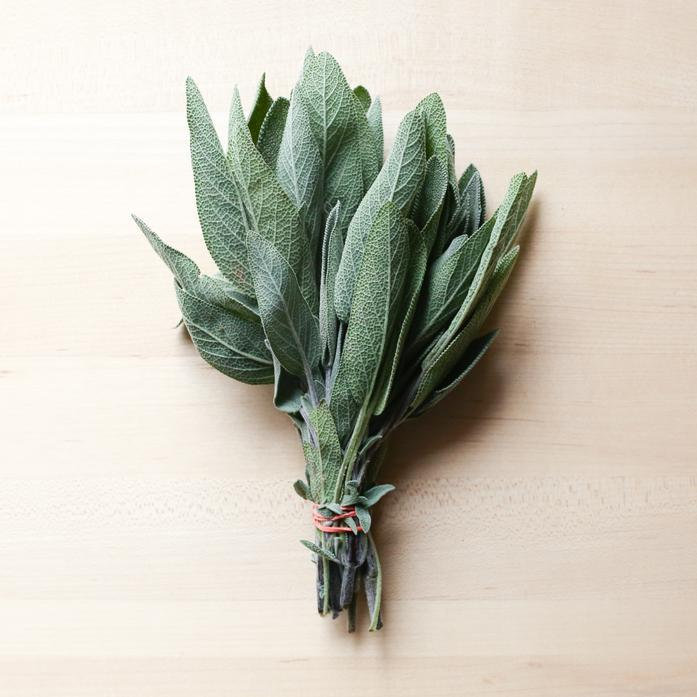 Organically Grown Sage