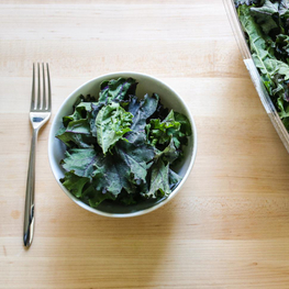 Cut Mixed Kale