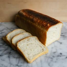 Sourdough Pullman Loaf