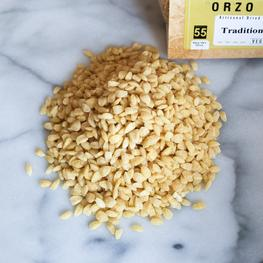 Traditional Orzo
