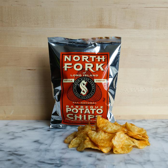 Barbeque Potato Chips - 6 oz Bag