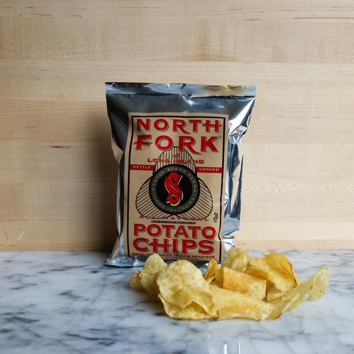 Plain Potato Chips - Snack Pack