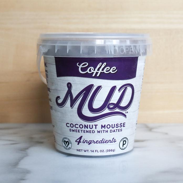 Coffee MUD (Coconut Mousse)