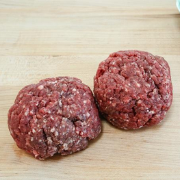100% Grass-Fed Ground Beef - 1 lb Pack