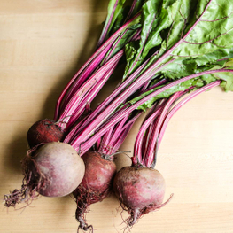 Red Beet Bunch